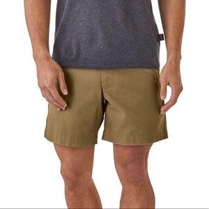 NEW Patagonia Stand Up Khaki Shorts Sz 36